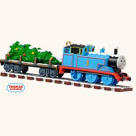 2008 Thomas The Train - On Track For Christmas Hallmark Ornament