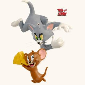 2008 Tom And Jerry Hallmark Ornament