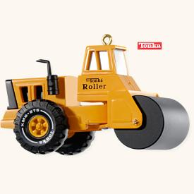 2008 Tonka - Mighty Roller - SDB Hallmark Ornament