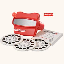 2008 View-master - Fisher Price Hallmark Ornament