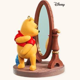 2008 Winnie The Pooh - Pound Pondering Hallmark Ornament