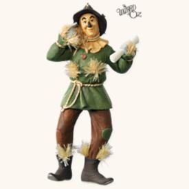 2008 Wizard Of Oz - Scarecrow Hallmark Ornament
