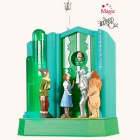 2008 Wizard Of Oz - Who Rang The Bell - MNT Hallmark Ornament