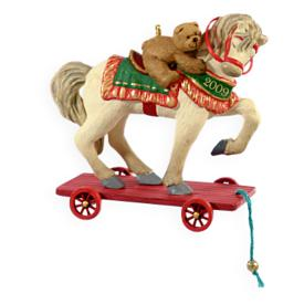 2009 A Pony For Christmas #12 Hallmark Ornament