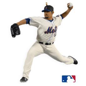 2009 Ballpark #14 - Johan Santana Hallmark Ornament
