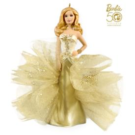 2009 Barbie - 50 Years Of Fabulous Hallmark Ornament
