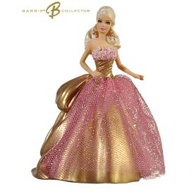 2009 Barbie - Celebration #10 Hallmark Ornament