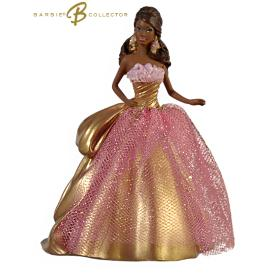 2009 Barbie - Celebration - Af Hallmark Ornament