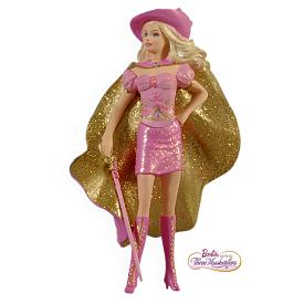 2009 Barbie - Corinne - Three Musketeers Hallmark Ornament