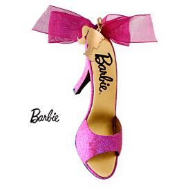 2009 Barbie - Shoe-sational Hallmark Ornament
