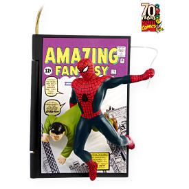 2009 Comic Book Heroes #2 - Spider-man Hallmark Ornament