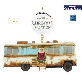 2009 Cousin Eddie's Rv Hallmark Ornament