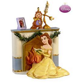 2009 Disney - A Warm And Cozy Christmas - SDB Hallmark Ornament