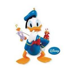 2009 Disney - Donalds Better Self Hallmark Ornament