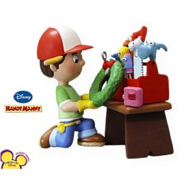 2009 Disney - Handy Manny Hallmark Ornament