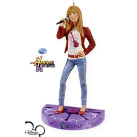 2009 Disney - Hannah Montana Hallmark Ornament