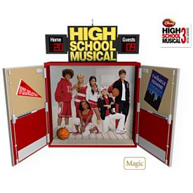 2009 Disney - High School Musical 3 Hallmark Ornament