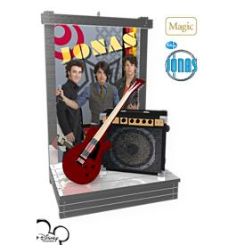 2009 Disney - Jonas Hallmark Ornament