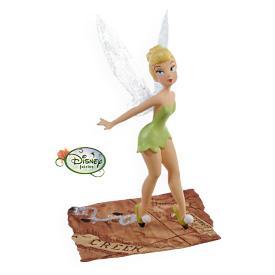 2009 Disney - Mischievous Little Tinker Bell Hallmark Ornament