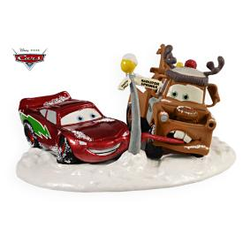 2009 Disney - One Stuck Truck - Cars Hallmark Ornament