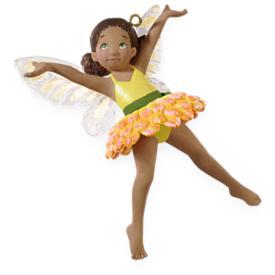 2009 Fairy Messengers #5 - Marigold Hallmark Ornament