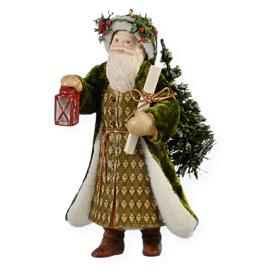 2009 Father Christmas #6 Hallmark Ornament