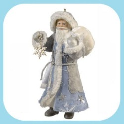 2009 Father Christmas Koc Event Hallmark Ornament