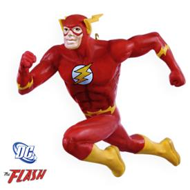 2009 Flash - The Fastest Man Alive Hallmark Ornament
