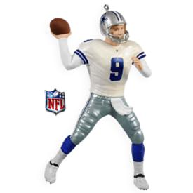 2009 Football #15 - Tony Romo Hallmark Ornament
