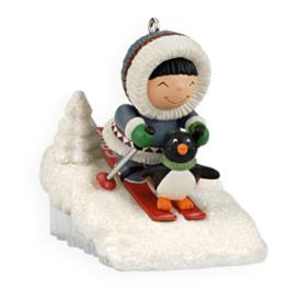 2009 Frosty Friends #30 Hallmark Ornament