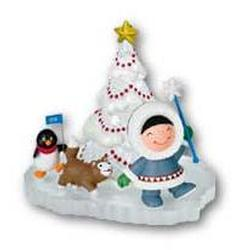 2009 Frosty Friends Parade - Limited Hallmark Ornament