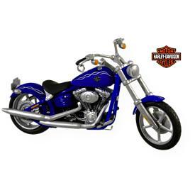 2009 Harley Davidson #11 - 2008 Fxcwc Softail Rocker Hallmark Ornament
