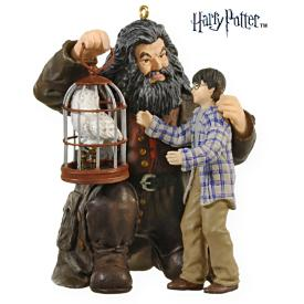 2009 Harry Potter - Harry Happy Birthday Hallmark Ornament
