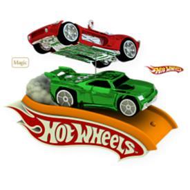 Hot Wheels Hallmark Ornaments