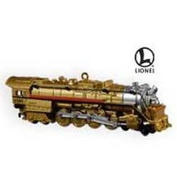 2009 Lionel - Chessie Steam Special Gold Limited Hallmark Ornament