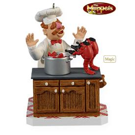 2009 Muppets - The Swedish Chef Hallmark Ornament