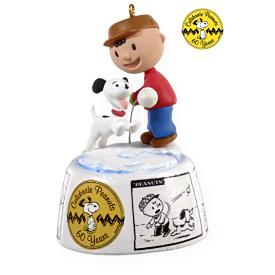 2009 Peanuts - 60th Anniversary Hallmark Ornament