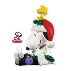 2009 Peanuts - Once Upon A Holiday - Limited Hallmark Ornament