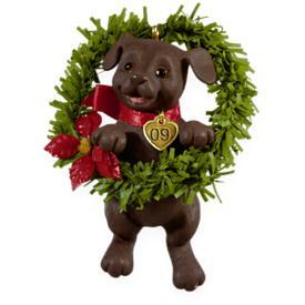 2009 Puppy Love #19 Hallmark Ornament