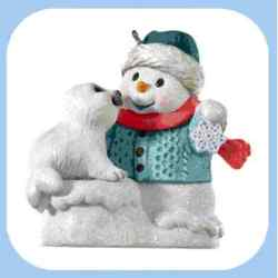 2009 Snow Buddies #12 - Colorway Hallmark Ornament