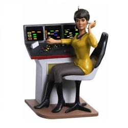 2009 Star Trek - Lt Uhura - Sdcc - Limited - SDB Hallmark Ornament