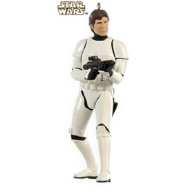 2009 Star Wars #13 - Han Solo Hallmark Ornament