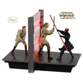 2009 Star Wars - A Deadly Duel Hallmark Ornament