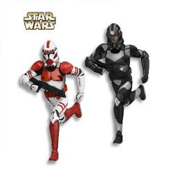 2009 Star Wars - Clone Troopers Sdcc - Limited - SDB Hallmark Ornament