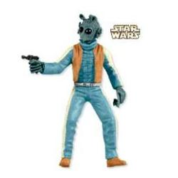 2009 Star Wars - Greedo - Limited Hallmark Ornament