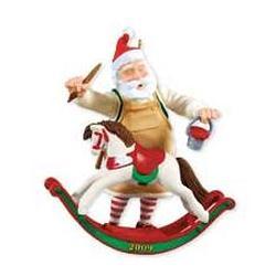 Toymaker Santa Hallmark Ornaments