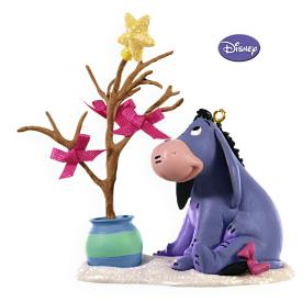2009 Winnie The Pooh - A Humble Sort Of Christmas Hallmark Ornament