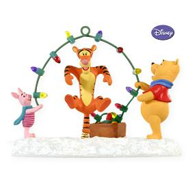 2009 Winnie The Pooh - Tigger's Bouncy Holiday Hallmark Ornament