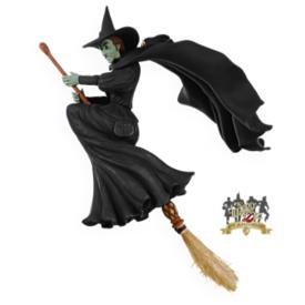 2009 Wizard Of Oz - Wicked Witch Of The West Hallmark Ornament