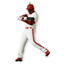 2010 Ballpark #15 - Ryan Howard Hallmark Ornament